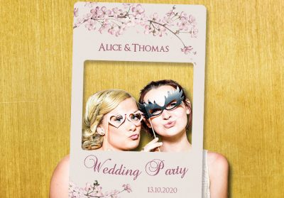 creation-cadre-photobooth-mariage-personnalise-fleurs-cerisiers