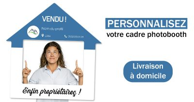 Cadre-photobooth-instagram-forme-maison-marketing-agence-immobiliere